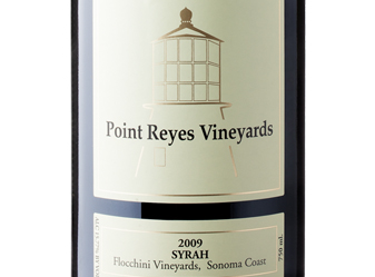 2009 Point Reyes Vineyards Syrah