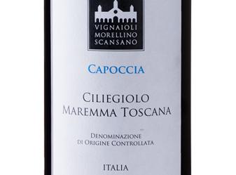 2015 Cantina Morellino Ciliegiolo