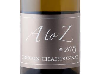 2013 A To Z Oregon Chardonnay 375ml