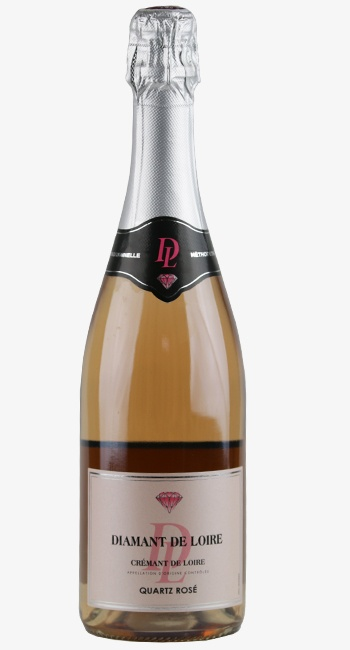NV Crémant de Loire Brut Rosé