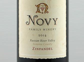 2014 Novy Zinfandel