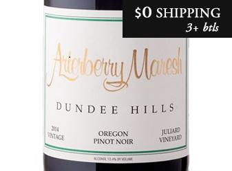 2014 Arterberry Maresh Pinot Noir