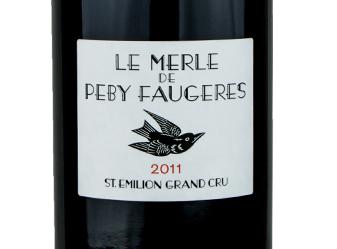 2011 La Merle de Peby Faugeres