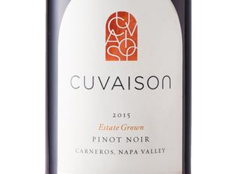 2015 Cuvaison Estate Pinot Noir