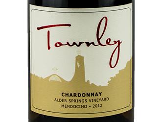 2012 Townley Chardonnay