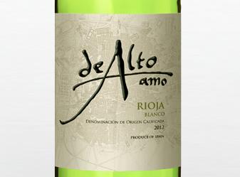 2012 deAlto Amo Blanco