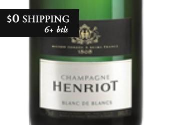 NV Henriot Blanc de Blancs 375ml
