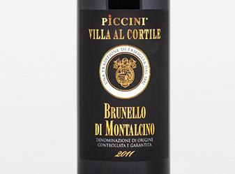 2011 Piccini Brunello di Montalcino