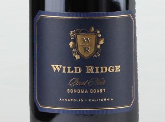 2013 Wild Ridge Pinot Noir