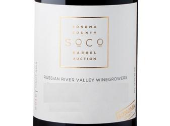 2016 SoCo Middle Reach Pinot Noir