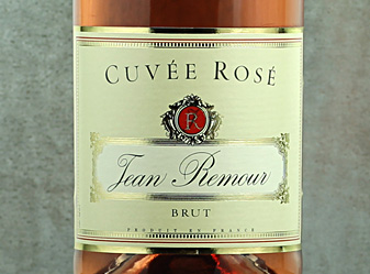 NV Jean Remour Cuvée Brut Rosé