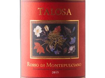 2015 Talosa Rosso di Montepulciano