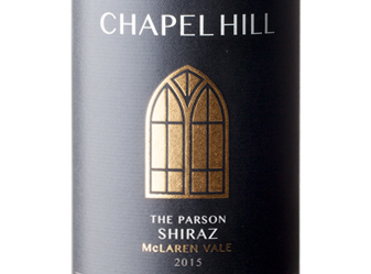 2015 Chapel Hill 'The Parson' Shiraz