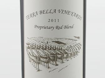 2011 Terra Bella Proprietary Red