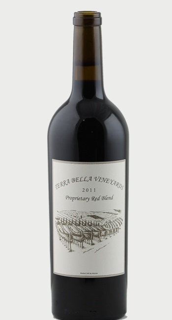 2011 Terra Bella Proprietary Red