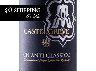 2014 Castelgreve Chianti Classico