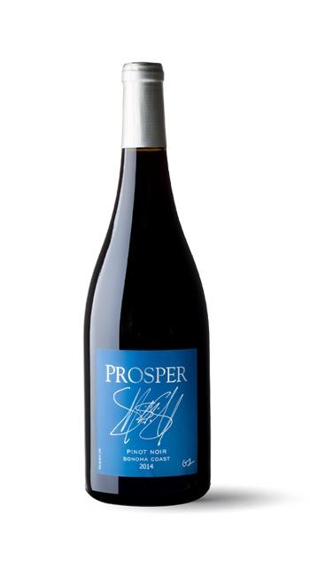 2014 Prosper Sonoma Coast Pinot Noir