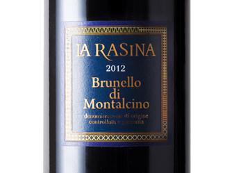 2012 La Rasina Brunello Di Montalcino