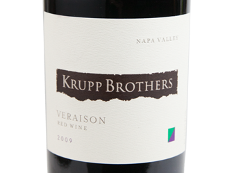 2009 Krupp Brothers Veraison