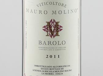 2011 Mauro Molino Barolo