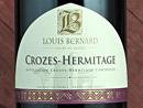 2007 Louis Bernard Crozes-Hermitage