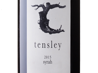 2015 Tensley Syrah