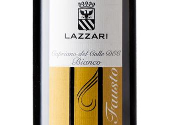 2013 Lazzari Fausto Bianco