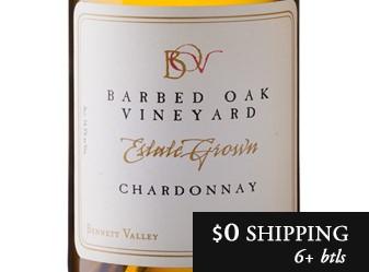 2015 Barbed Oak Estate Chardonnay