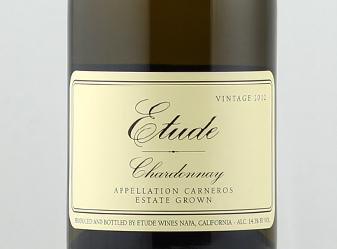 2012 Etude Chardonnay Carneros