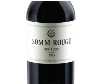 """2015 Remix Wines """"Somm Rouge"""""""