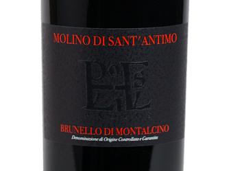 2011 Molino di Sant'Antimo Brunello
