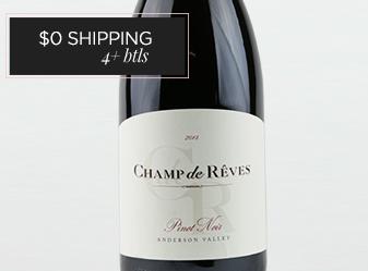 2013 Champ de Rêves Estate Pinot Noir