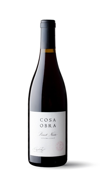 2015 Cosa Obra Pinot Noir