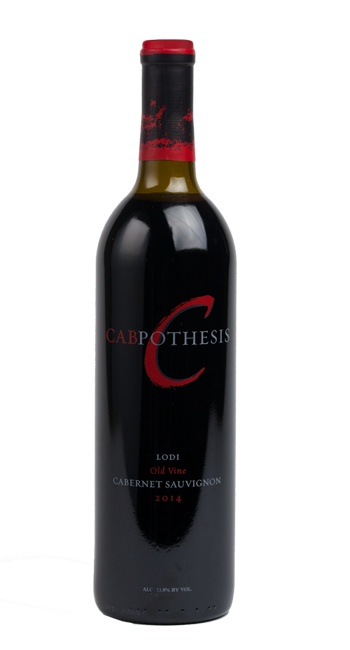 2014 Cabpothesis Old Vine Cab Sauv