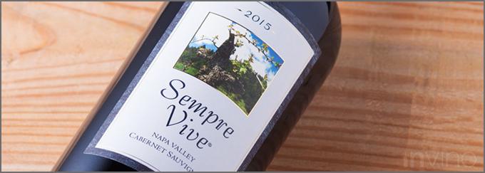 2015 Sempre Vive Cabernet Sauvignon