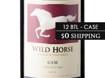 2013 Wild Horse GSM (12-btl Case)