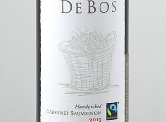 2013 De Bos Cabernet Sauvignon