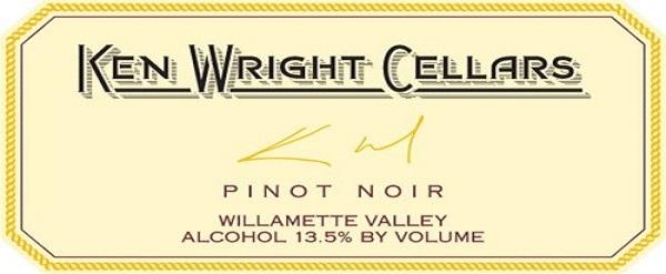 2015 Ken Wright Cuvee Pinot Noir