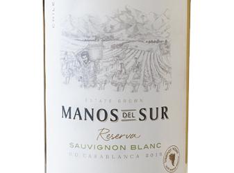 2016 Manos del Sur Sauvignon Blanc