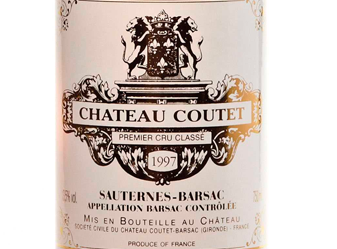 1997 Coutet Barsac