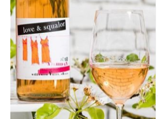 2017 Love & Squalor Rosé