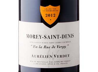 2012 Verdet Morey-Saint Denis (375ml)
