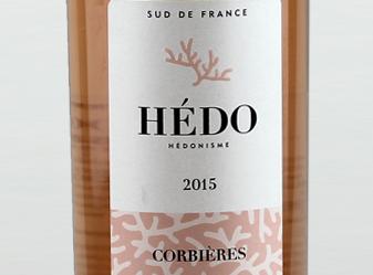 2015 Gerard Bertrand 'Hedo' Rose