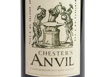 2013 Chester's Anvil Zinfandel