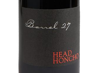 2012 Barrel 27 Head Honcho Syrah