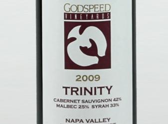 2009 Godspeed Vineyards 'Trinity' Red