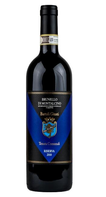 2010 Bartoli Giusti Brunello Riserva