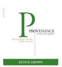 2016 Provenance Sauvignon Blanc