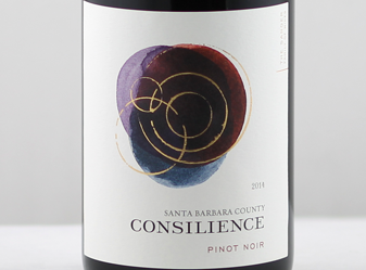 2014 Consilience Pinot Noir
