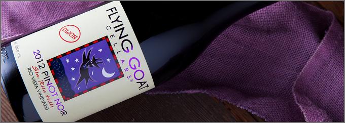 2012 Flying Goat Pinot Noir